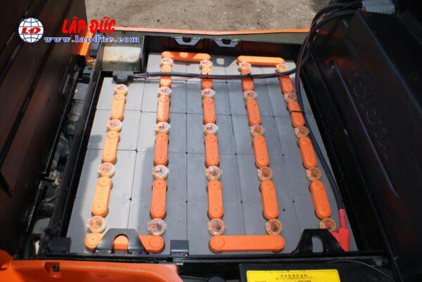 Bình điện xe nâng toyota