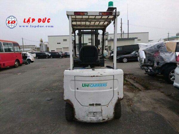 Xe nâng điện ngồi lái UNI CARRIERS 3.5 tấn FB35-8S # 7P930086