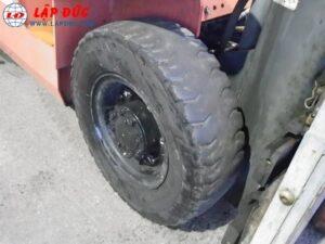 Xe nâng xăng ga 2 tấn Nissan PJ02