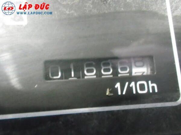 Xe nâng NISSAN máy xăng - gas 2 tấn PJ02 giá rẻ