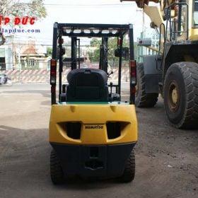 Xe nâng xăng cũ 0.9 tấn KOMATSU FG09LC-20 -662704 giá rẻ