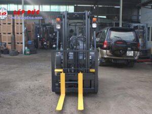 Xe nâng KOMATSU máy xăng 0.9 tấn FG09LC-20 -662704 giá rẻ