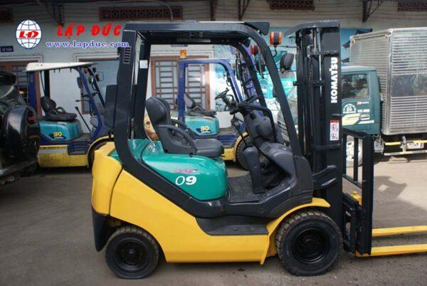 Xe nâng xăng 0.9 tấn KOMATSU FG09LC-20 -662704 giá rẻ