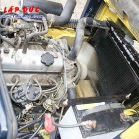 Xe nâng cũ động cơ xăng KOMATSU 1.4 tấn FG14-15 # 313631 giá rẻ