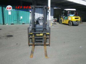 Xe nâng máy xăng KOMATSU 1.5 tấn FG15T-18 # 644796 giá rẻ