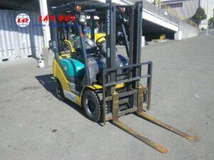 Xe nâng 1.5 tấn xăng KOMATSU FG15T-18 # 644796 giá rẻ