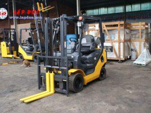 Xe Nâng Xăng 1.5 tấn KOMATSU FG15T-20 # 672366