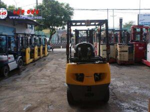 Xe nâng KOMATSU máy xăng 1.5 tấn FG15T-21# 203948 giá rẻ