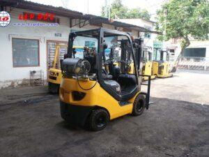 Xe nâng xăng 1.8 tấn KOMATSU FG18T-20 # 627929 giá rẻ