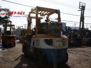 Xe nâng xăng KOMATSU 2.5 tấn FG25T-17 # 714207 giá rẻ