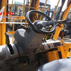 Xe nâng máy xăng KOMATSU 2.5 tấn FG25T-17 # 714207 giá rẻ
