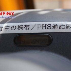 Xe nâng động cơ xăng KOMATSU FG25T-17 # 714207 giá rẻ