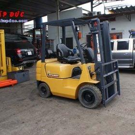 Xe nâng xăng MITSUBISHI 1.5 tấn FG15 # 54137 giá rẻ