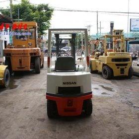 Xe nâng xăng cũ NISSAN 1.5 tấn NAH01-0509 giá rẻ