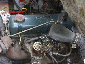 Xe nâng cũ động cơ xăng NISSAN 1.5 tấn NAH01-0509 giá rẻ