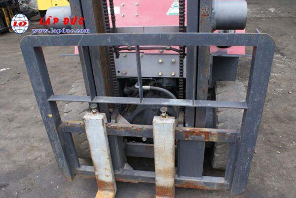 Xe Nâng Xăng 1 tấn NISSAN NJ01 # NJ01A10 - 117591