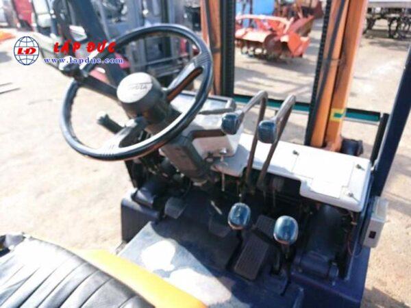 Xe nâng cũ động cơ xăng TOYOTA 1.5 tấn 5FG15 # 65400 giá rẻ