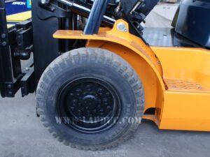 Xe nâng xăng 2.5 tấn TOYOTA 7FG25 # 15905 giá rẻ