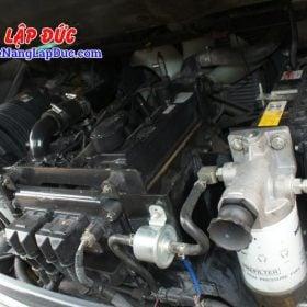 Xe nâng động cơ dầu 4 tấn KOMATSU FD40T-10 -135696 giá rẻ