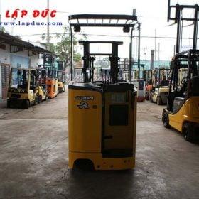 Xe nâng điện đứng lái 1 tấn KOMATSU FB10RL-14 giá rẻ