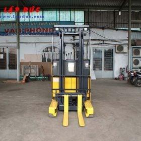 Xe nâng điện đứng lái KOMATSU 1 tấn FB10RL-14 giá rẻ