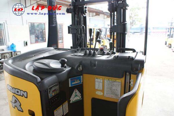 Xe nâng điện đứng lái 1 tấn KOMATSU FB10RL-14 -144870