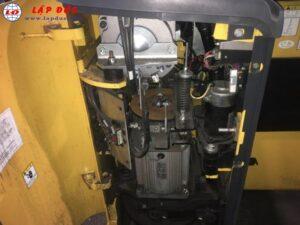 Xe nâng điện đứng lái KOMATSU 1 tấn FB10RL-12