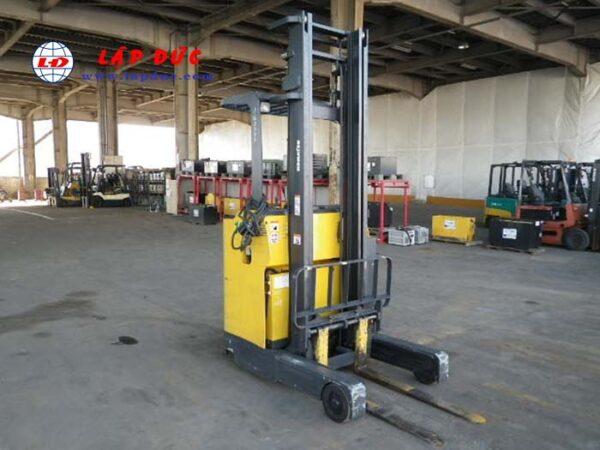 Xe nâng điện đứng lái 1.3 tấn KOMATSU FB13RL-12 giá rẻ