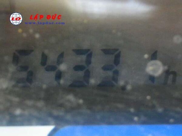 Xe nâng điện đứng lái cũ KOMATSU 1.3 tấn FB13RL-12 giá rẻ