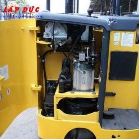 Xe nâng điện đứng lái cũ KOMATSU 1.3 tấn FB13RL-14 giá rẻ