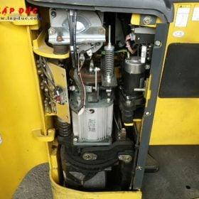 Xe nâng điện đứng lái cũ KOMATSU 1.3 tấn FB13RS-14