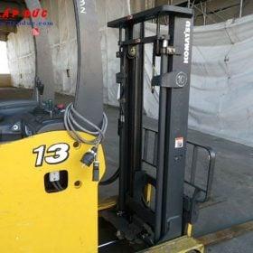 Xe nâng điện KOMATSU đứng lái 1.3 tấn FB13RW-14