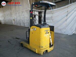 Xe nâng điện đứng lái KOMATSU 1.3 tấn FB13RW-14