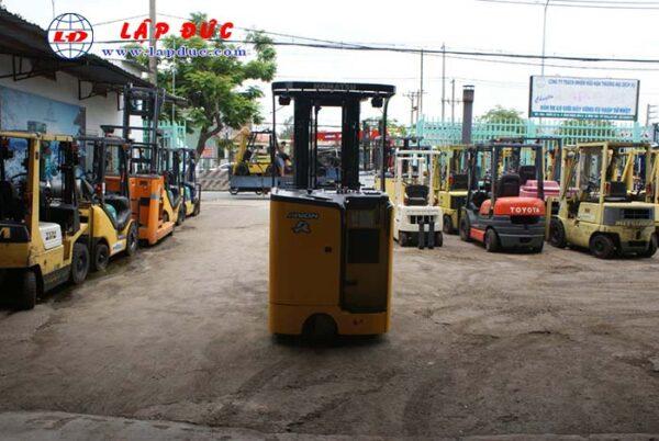 Xe nâng điện đứng lái 1.4 tấn KOMATSU FB14RL-14 giá rẻ