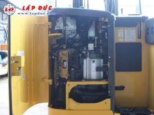Xe nâng điện cũ KOMATSU đứng lái 1.4 tấn FB14RL-14 giá rẻ