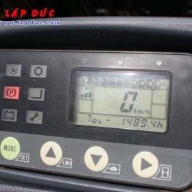 Xe nâng điện KOMATSU 1.4 tấn đứng lái FB14RL-14 giá rẻ