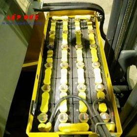 Xe nâng điện KOMATSU đứng lái 1.4 tấn FB14RL-14 giá rẻ
