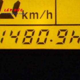 Xe nâng điện đứng lái cũ KOMATSU 1.4 tấn FB14RL-14 giá rẻ