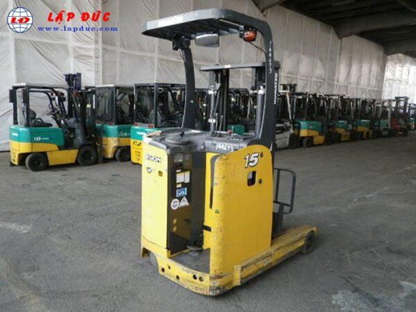 Xe nâng điện KOMATSU đứng lái 1.5 tấn FB15RW-14