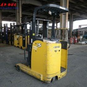 Xe nâng điện đứng lái KOMATSU 1.5 tấn FB15RW-14