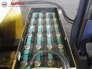 Xe nâng điện đứng lái cũ KOMATSU 1.8 tấn FB18RS-11