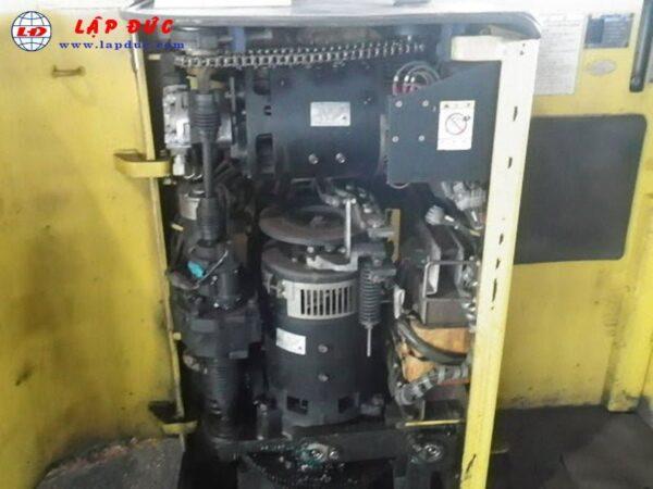 Xe nâng điện đứng lái cũ 1.8 tấn KOMATSU FB18RS-11