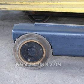 Xe nâng điện đứng lái cũ KOMATSU 2 tấn FB20RN-4