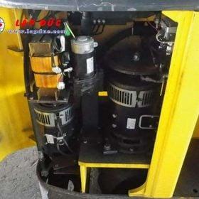 Xe nâng điện đứng lái cũ 2.5 tấn KOMATSU FB25RN-4 giá rẻ