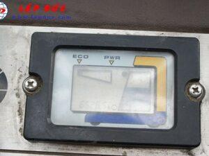 Xe nâng điện đứng lái cũ KOMATSU 3 tấn FB30RFV-4