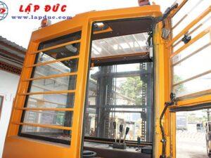 Xe nâng điện KOMATSU 3 tấn đứng lái FB30RFV-4