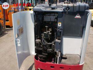 Xe nâng điện NICHIYU đứng lái 1.3 tấn FBR13 giá rẻ