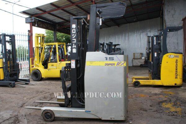 Xe nâng điện đứng lái 1.5 tấn NISSAN U01F15T