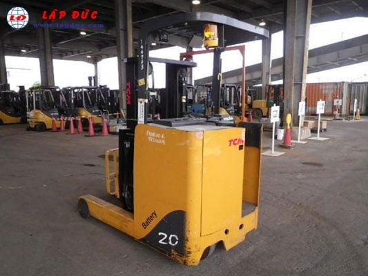 Xe nâng điện đứng lái 2 tấn TCM FRHB20-6