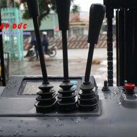 Xe nâng điện TOYOTA đứng lái 1.3 tấn 6FBR13 giá rẻ